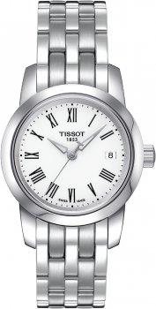 zegarek CLASSIC DREAM JUNGFRAUBAHN Lady Tissot T033.210.11.013.10