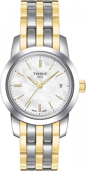 Zegarek Tissot T033.210.22.111.00 - duże 1