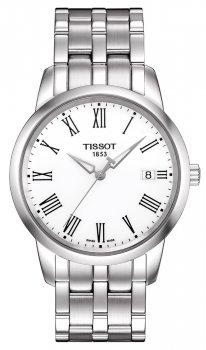 zegarek CLASSIC DREAM JUNGFRAUBAHN Tissot T033.410.11.013.10
