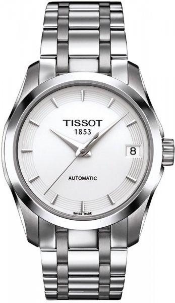 Zegarek Tissot T035.207.11.011.00 - duże 1