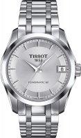 Zegarek damski Tissot couturier T035.207.11.031.00 - duże 1