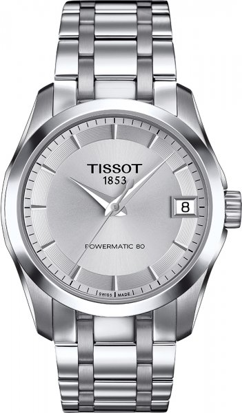 Tissot T035.207.11.031.00 Couturier COUTURIER POWERMATIC 80 LADY