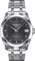 Zegarek damski Tissot couturier T035.207.11.061.00 - duże 1