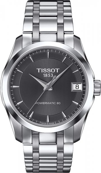 Tissot T035.207.11.061.00 Couturier COUTURIER POWERMATIC 80 LADY