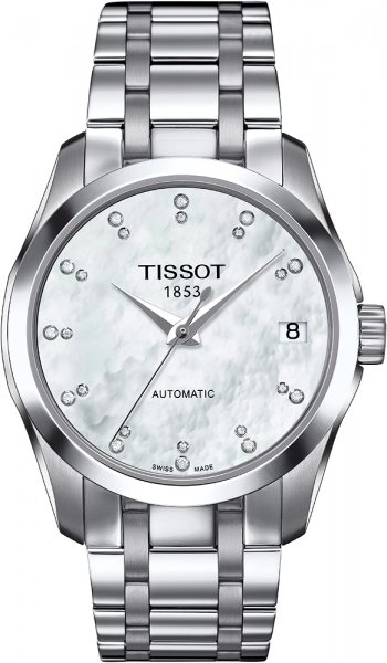 Tissot T035.207.11.116.00 Couturier COUTURIER Automatic Lady
