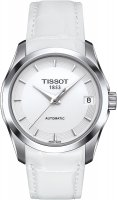Zegarek damski Tissot couturier T035.207.16.011.00 - duże 1