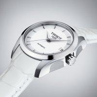 Zegarek damski Tissot couturier T035.207.16.011.00 - duże 2