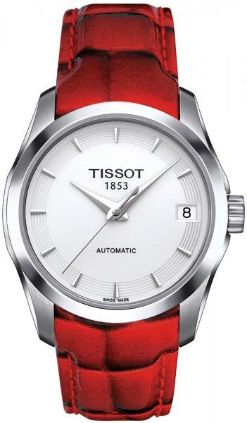 Zegarek Tissot T035.207.16.011.01 - duże 1