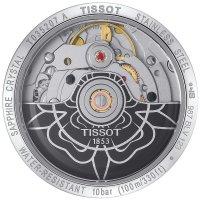 Zegarek damski Tissot couturier T035.207.16.031.01 - duże 2