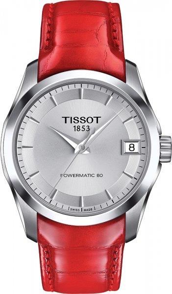 Zegarek Tissot T035.207.16.031.01 - duże 1