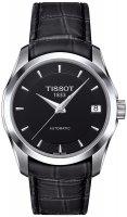 Zegarek damski Tissot couturier T035.207.16.051.00 - duże 1
