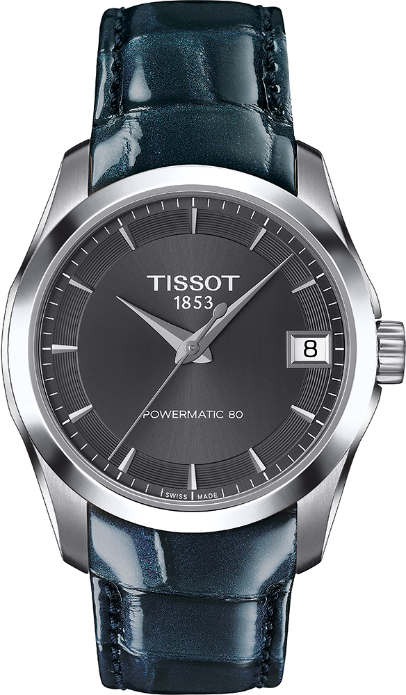 Tissot T035.207.16.061.00 Couturier COUTURIER POWERMATIC 80 LADY