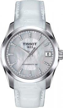 zegarek damski Tissot T035.207.16.116.00