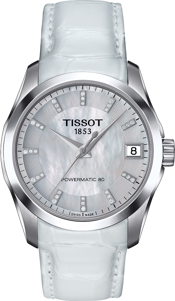 Tissot T035.207.16.116.00 Couturier COUTURIER POWERMATIC 80 LADY