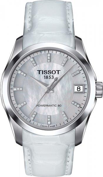 Zegarek Tissot T035.207.16.116.00 - duże 1