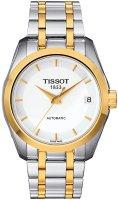 Zegarek damski Tissot couturier T035.207.22.011.00 - duże 1