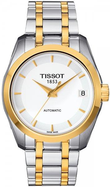 Zegarek Tissot T035.207.22.011.00 - duże 1