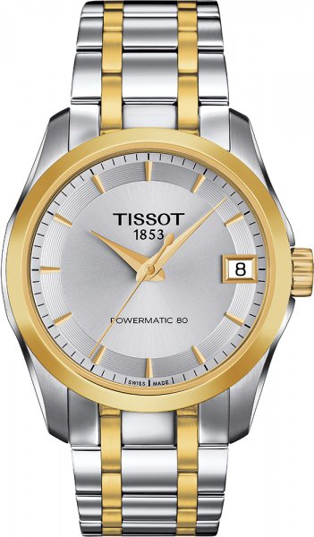 Tissot T035.207.22.031.00 Couturier COUTURIER POWERMATIC 80 LADY