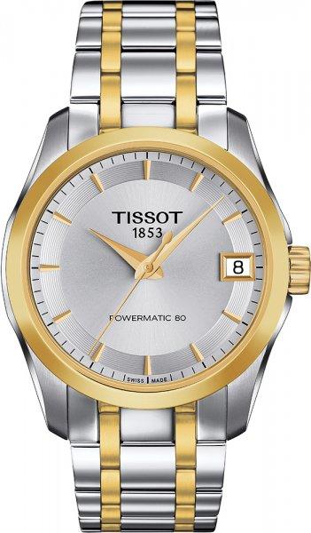 T035.207.22.031.00 - zegarek damski - duże 3