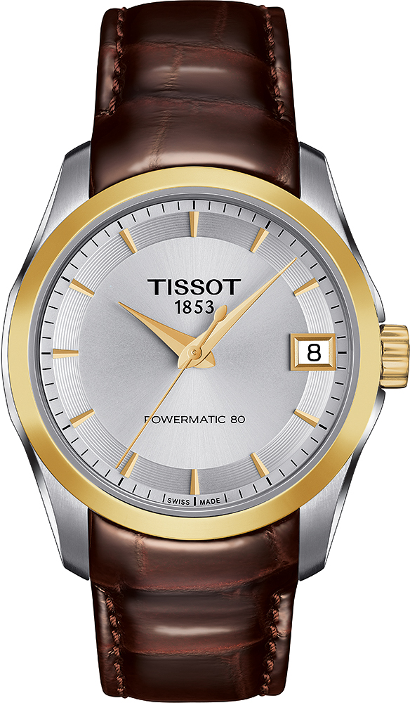 Tissot T035.207.26.031.00 Couturier COUTURIER POWERMATIC 80 LADY