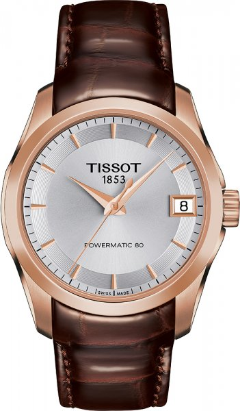 Tissot T035.207.36.031.00 Couturier COUTURIER POWERMATIC 80 LADY