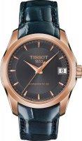 Zegarek damski Tissot couturier T035.207.36.061.00 - duże 1