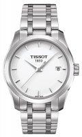 Zegarek damski Tissot couturier T035.210.11.011.00 - duże 1