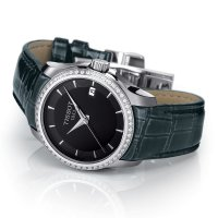 Zegarek damski Tissot couturier T035.210.66.051.00 - duże 2