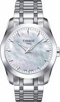 Zegarek damski Tissot couturier T035.246.11.111.00 - duże 1