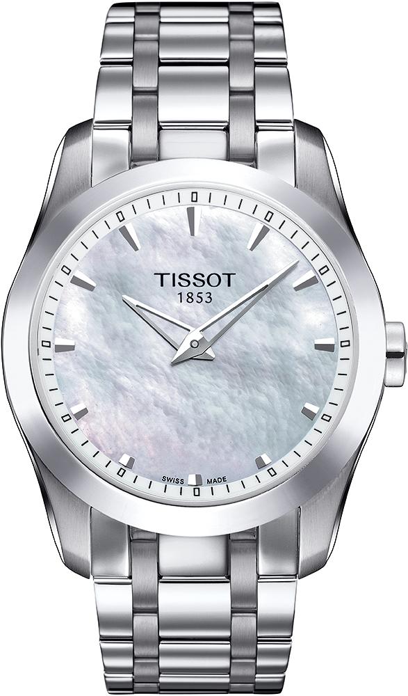 Tissot T035.246.11.111.00 Couturier COUTURIER Secret Date Lady