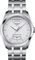 Zegarek męski Tissot couturier T035.407.11.031.01 - duże 1