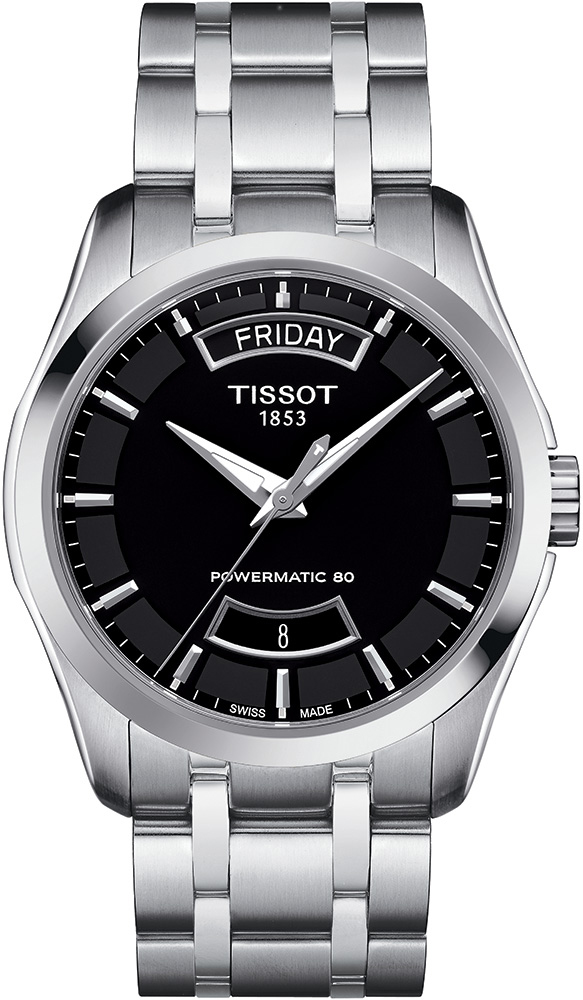 Tissot T035.407.11.051.01 Couturier COUTURIER POWERMATIC 80