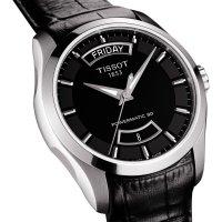 Zegarek męski Tissot couturier T035.407.16.051.02 - duże 2