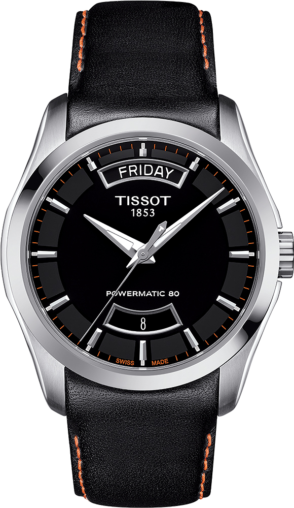 Tissot T035.407.16.051.03 Couturier COUTURIER POWERMATIC 80