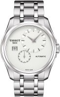 Zegarek męski Tissot couturier T035.428.11.031.00 - duże 1