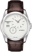Zegarek męski Tissot couturier T035.428.16.031.00 - duże 1
