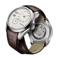 Zegarek męski Tissot couturier T035.428.16.031.00 - duże 2