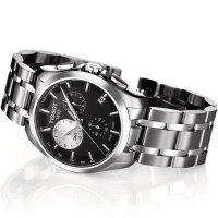 Zegarek męski Tissot couturier T035.439.11.051.00 - duże 2