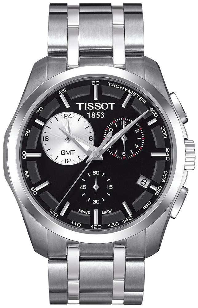 Tissot T035.439.11.051.00 Couturier COUTURIER GMT