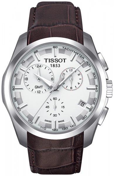 Tissot T035.439.16.031.00 Couturier COUTURIER GMT