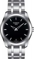 Zegarek męski Tissot couturier T035.446.11.051.00 - duże 1
