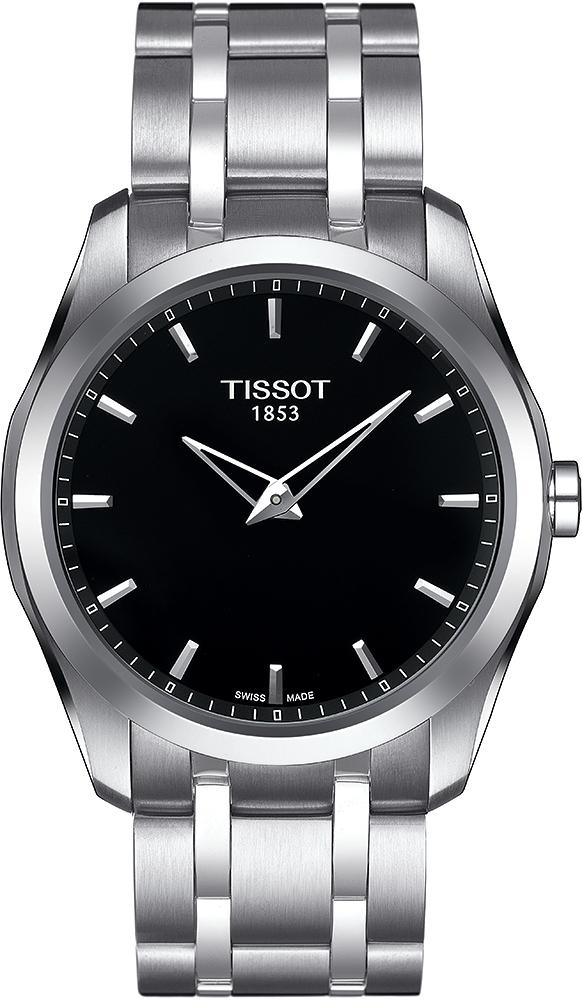 Tissot T035.446.11.051.00 Couturier COUTURIER Secret Date Gent