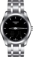 Zegarek męski Tissot couturier T035.446.11.051.01 - duże 1
