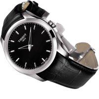 Zegarek męski Tissot couturier T035.446.16.051.00 - duże 2