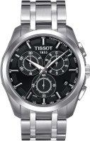Zegarek męski Tissot couturier T035.617.11.051.00 - duże 1