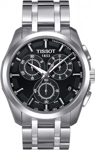 Zegarek Tissot T035.617.11.051.00 - duże 1