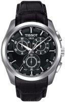 Zegarek męski Tissot couturier T035.617.16.051.00 - duże 1