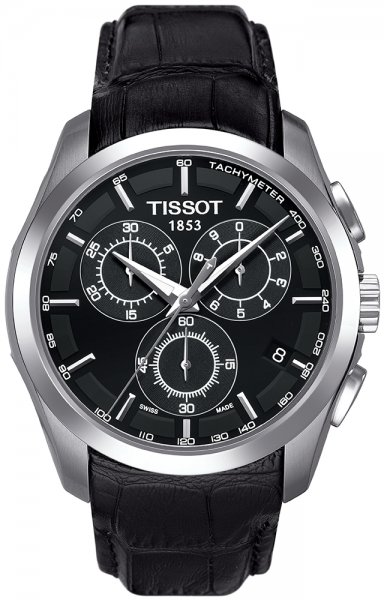 Zegarek Tissot T035.617.16.051.00 - duże 1