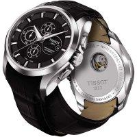 Zegarek męski Tissot couturier T035.627.16.051.00 - duże 2