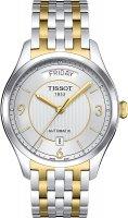 Zegarek męski Tissot t-one T038.430.22.037.00 - duże 1